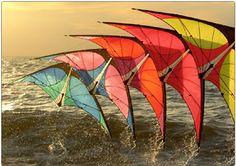 $366.99 Nexus 5 Stack Pack stunt kites from Prism Kites