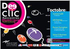 Rencontre du numérique à Perpignan. Le mardi 1er octobre 2013 à Perpignan.