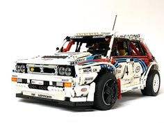 Lancia Delta HF Integrale – Picture Special | THE LEGO CAR BLOG