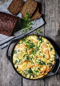 Brunch Recipes, Keto Recipes, Dinner Recipes, Healthy Recipes, Danish Cuisine, Danish Food, A Food, Food And Drink, Fish And Meat