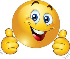 Happy face smiley face emotions clip art smiley face clip art thumbs up Smiley Emoji, Funny Smiley, Happy Smiley Face, Nope Quiz, Images Emoji, Free Clipart Images, Free Images, Vector Clipart, Smile Face
