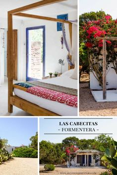 Las Cabecitas - One of the most beautiful villas in Formentera, Spain. Available for rent exclusively with Decode Formentera