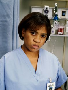 """Grey's Anatomy - Miranda Bailey, M.D. is a referred to as """"The Nazi"""" by most of the interns, because of her harsh attitude. She has """"Rules"""" which must be followed at all times. But underneath she is a compassionate person. - Chandra Danette Wilson (born August 27, 1969) is an American actress and director"""