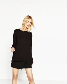 Image 2 of A-LINE T-SHIRT from Zara
