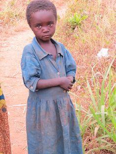 Rwanda Jesus Loves You precious child