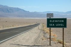 Daily Travel Photo - Death Valley, California