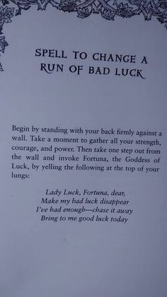 Sell To change run of bad luck, fortune spell, Extremely powerful good luck spell, Pagan wish spells that work instantly, Wicca spells for luck