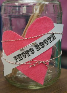 Valentine Party {Photo Booth Theme}