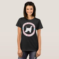 Afghan Hound Mom Wiggle Butt Club T-Shirt - gift idea custom