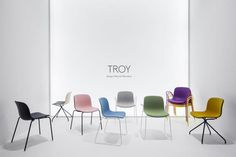 Magis Troy Chairs