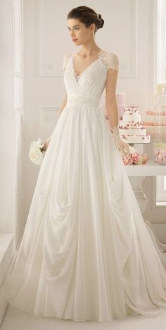Aire Barcelona 2015 Wedding Dresses Collection