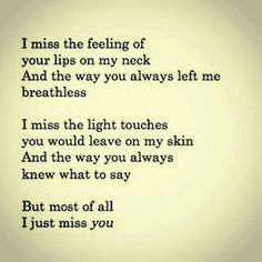 Miss you....♡