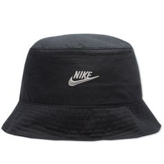 5875ce554a6 Nike Bucket Hat (Black) Chapéu Bucket