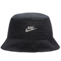 8cecaa6d0b9 Nike Bucket Hat (Black) Chapéu Bucket