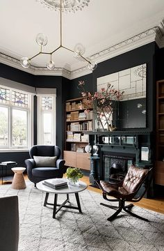 Pipkorn & Kilpatrick Interior Architecture and design | Kew house