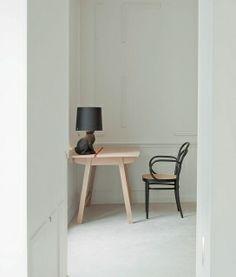 Study Desk Interior Design Paris France La Maison Champs Elysees