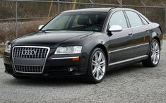 Bid for the chance to own a One-Owner 2007 Audi at auction with Bring a Trailer, the home of the best vintage and classic cars online. S8 Audi, Gta, Steve White, Wood Trim, Classic Cars Online, Lamborghini Gallardo, Car Manufacturers, Rear Seat, Automatic Transmission