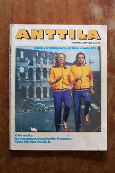 Anttilan postimyyntiluettelo 1974 (Vihreä talo -blogi)