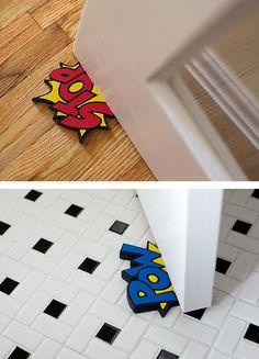 Cartoon Doorstops