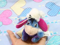 Another mini Eeyore with sweater
