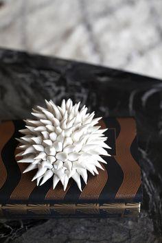 urchin bowl/decor (it flips over into a bowl!) #megshop