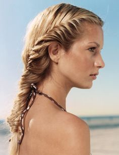 Get step-by-step instructions on how to fishtail braid!