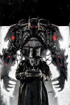 Penguin & Terminator Batman