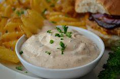 ~Stella B's Kitchen: Seasoned Sour Cream {Champps Knock-Off}