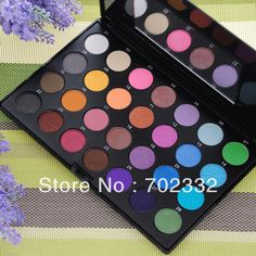 New Pro 28 cores Makeup Palette Eyeshadow Sombra HL002 $12,75