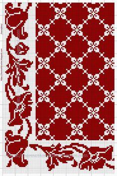 Xmas Cross Stitch, Cross Stitch Pillow, Cross Stitch Borders, Modern Cross Stitch, Cross Stitch Designs, Cross Stitch Embroidery, Cross Stitch Patterns, Diy Embroidery Patterns, Crochet Patterns