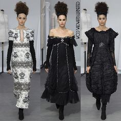 C H A N E L Fall 2016 Couture Collection - Paris Couture Fashion Week is well underway, and we are discussing our favorite looks from the Fall 2016 Couture collection on Celebrityglamcam.com (link in bio). #chanel #runway #PFW #ParisFashionWeek #couture #fashion #fashionista #instafashion #instaglam #glamour #beauty #celebrity #celebrityglamcam @chanelofficial