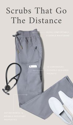 10 Pocket Cargo Pant in Graphite is a contemporary addition to women's medical scrub outfits. Shop Jaanuu for scrubs, lab coats and other medical apparel. Veterinary Scrubs, Medical Scrubs, Nursing Scrubs, Stylish Scrubs, Scrubs Outfit, Lab Coats, Scrub Life, Pantalon Large, Medical Uniforms