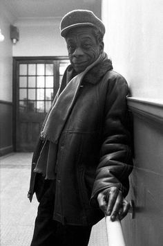 Mr. James Baldwin.