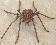 """welding yard art 