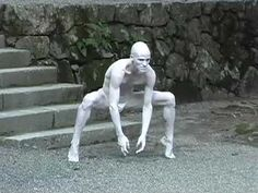 Butoh Dance Performance in Japan - YouTube