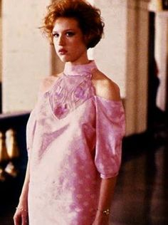 Dazed Digital | Marilyn Vance on dressing the Brat Pack. Pretty in pink!