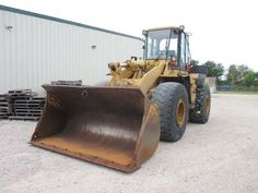 950Fii CAT wheel loader for sale at Mico Equipment (S.No:8TK00986)