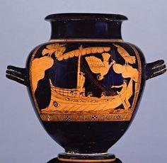 The Siren Vase