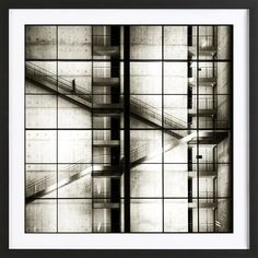 [>] - Mario Benz - 1x - Framed Poster
