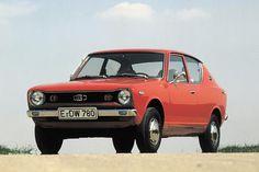 Nissan Datsun Cherry 2-türig ab 1975