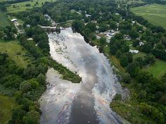 July 2010: An estimated 840,000 gallons of raw tar sands crude oil burst from a pipeline into a creek that feeds Michigan's Kalamazoo River.    Reject Keystone XL, submit comments by 4/22/2013 by email to: keystonecomments@state.gov