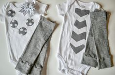 Giveaway: Onesie & Leg Warmers of your choice from This Plaid Shirt