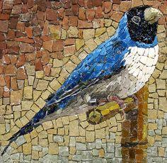 Wonderful #mosaic work          #animals #birds