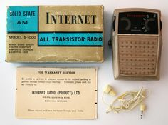 The Original Internet Radio