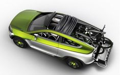 Most amazing green car concepts