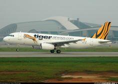 Airbus A320-232 vliegtuigen afbeelding