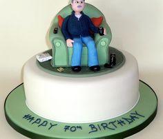 70th Birthday Cake  #birthdaycakesformen