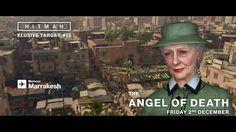 HITMAN Elusive Target #15 The Angel Of Death [EN]