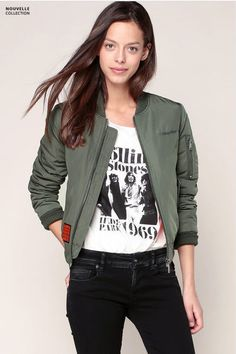 Femme Jackets 72 Tableau Du Bombers Images Bomber Meilleures 8HHqwXf