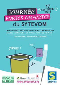 Journées Portes Ouvertes du Sytevom #HauteSaône